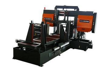 GS600数控带锯床的主要特点分享