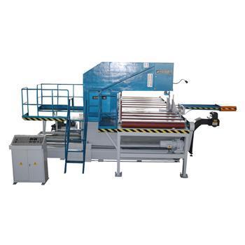 立式带锯床之带锯条的使用机型选择