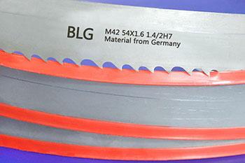 BLG M42 54x1.6mm带锯条