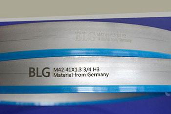 BLG M42 41x1.3mm带锯条