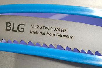 BLG M42 27x0.9mm带锯条