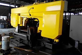 大型角度锯BS1250角度带锯机