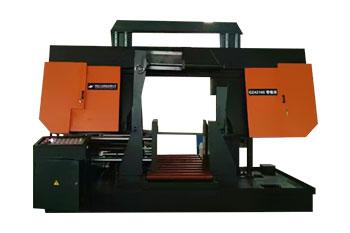 GZ42100龙门式重型结构锯床