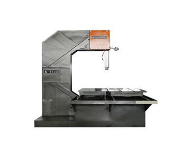 S-1300立式带锯床