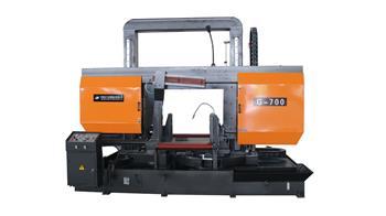 G700角度带锯床
