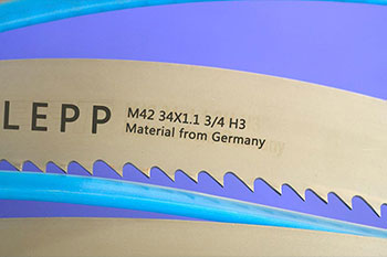 LEPP M42 34x1.1mm带锯条